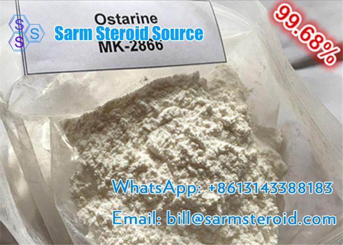 Sarms Ostarine MK-2866 Raw Powder